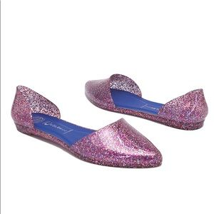 Jeffrey Campbell Jelly Love Flats